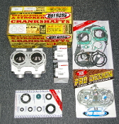 421cc Serval Cylinder Engine Kit