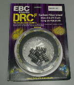 EBC Carbon Fiber Clutch Kit