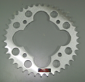 Aluminium Sprocket TRX Bolt Pattern