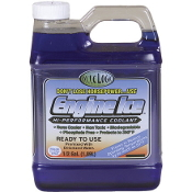 Engine Ice radiator coolant